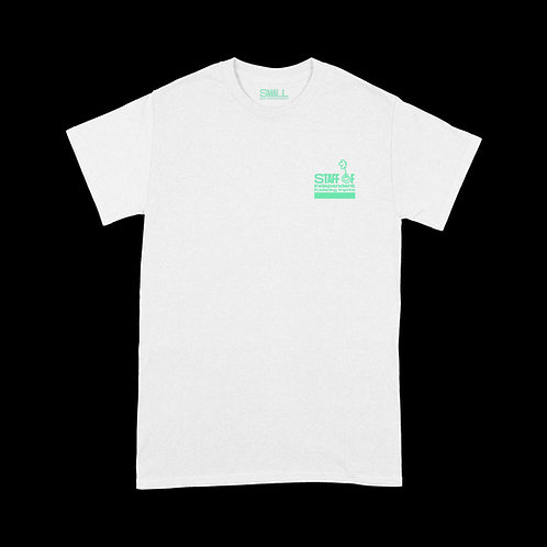 Now Available T-shirt in White