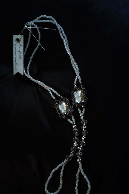 Royal White Crystals - M