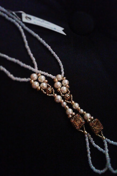 Pearls and Golden Jewels - S