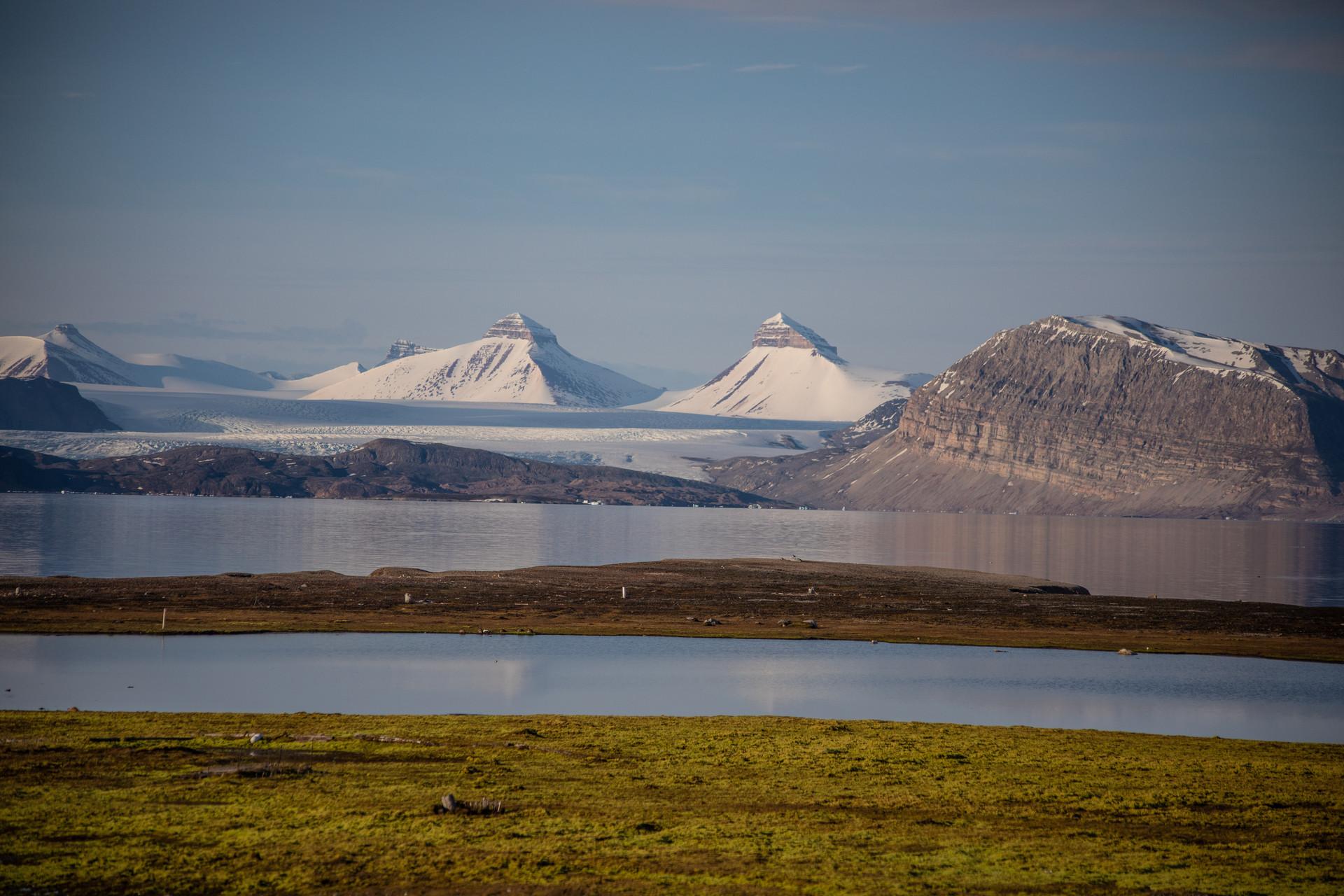 Ny Alesund, Svalbard