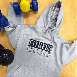 FITNESS THAT FITS hoody
