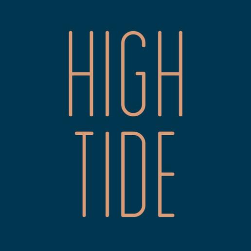 High Tide Business Card Design_SQR SPOT