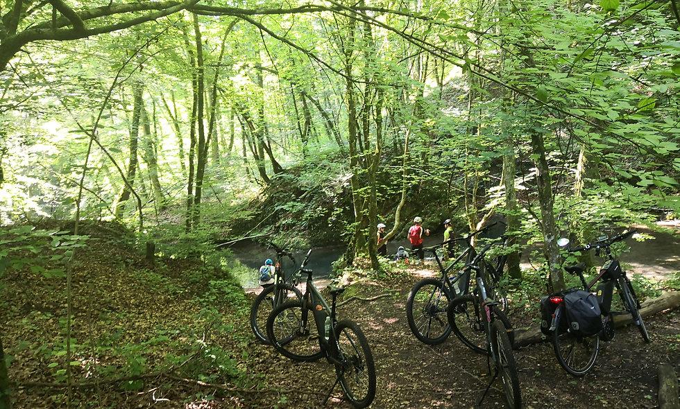 Žumberak Best Of The Best with e-bike