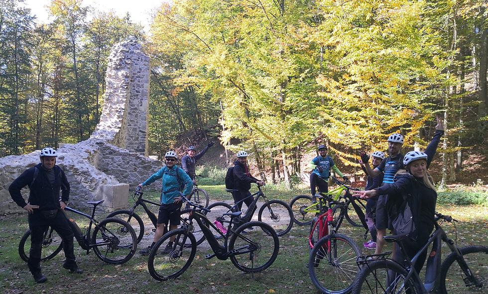 E-Bike Izazov na Moslavačkoj gori