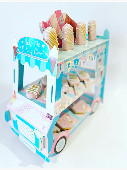 Ice Cream Truck - Display Stand