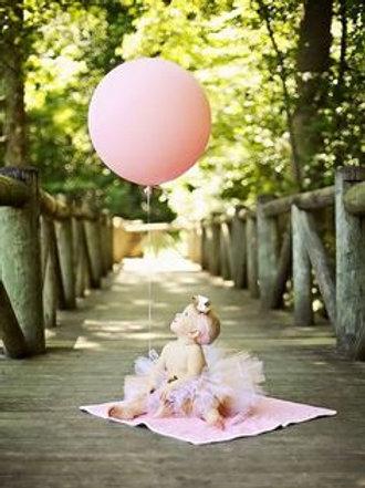 "Giant Pink Balloon 36"""