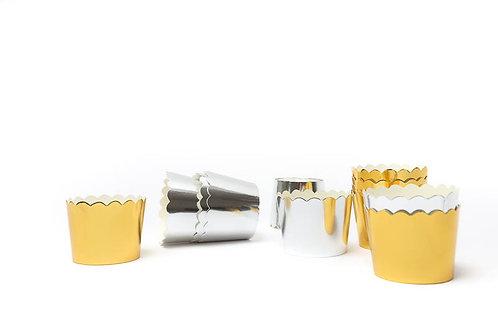 Papyrus & Co Foil Card Baking Cups