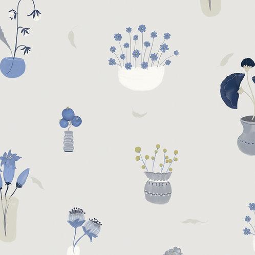 """Ekologiczna tapeta flizelinowa """"Love my plant"""""""