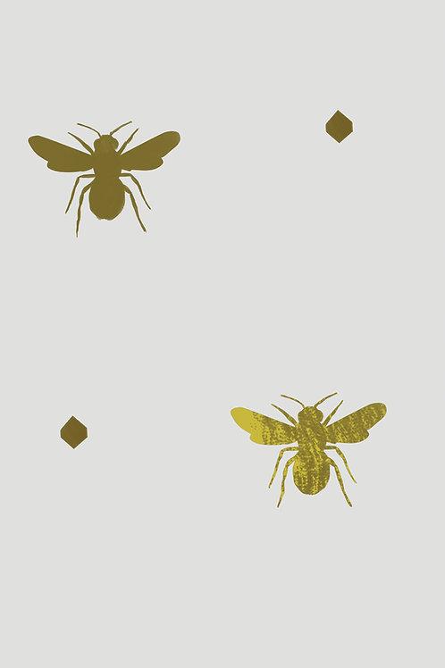 """Ekologiczna tapeta flizelinowa """"Bee fly"""""""