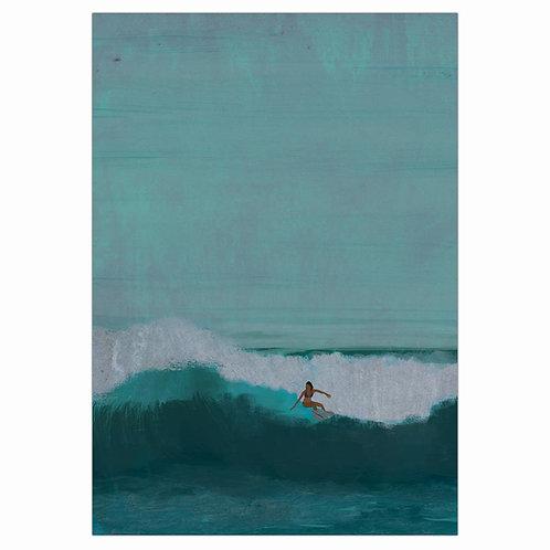 "Grafika ""On the wave"""