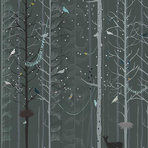 """Ekologiczna tapeta flizelinowa """"Deep forest"""""""