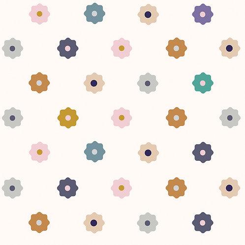 """Ekologiczna tapeta flizelinowa """"Tiny flowers"""""""