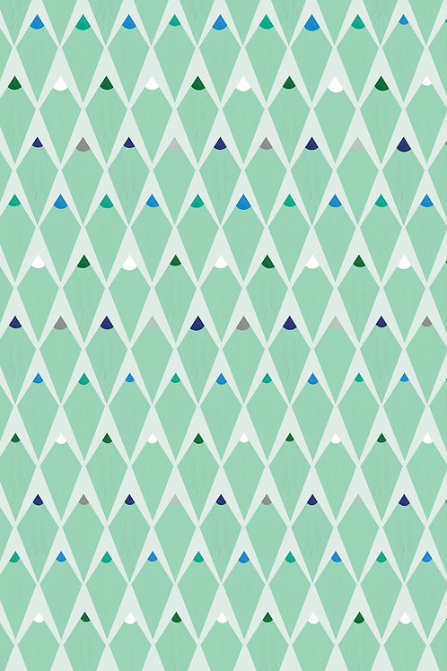 "Ekologiczna tapeta flizelinowa ""Color top"""