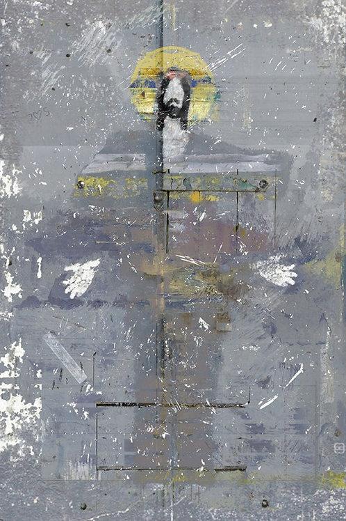 """Canvas """"Jezus ze Skandynawii"""""""