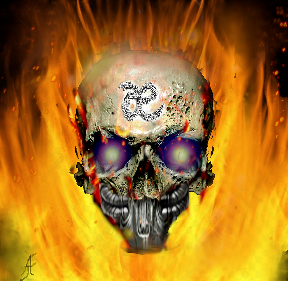The warriors of Nemesis Company, the Sons of Nemesis, died by flame and were, after a fashion, reborn of it