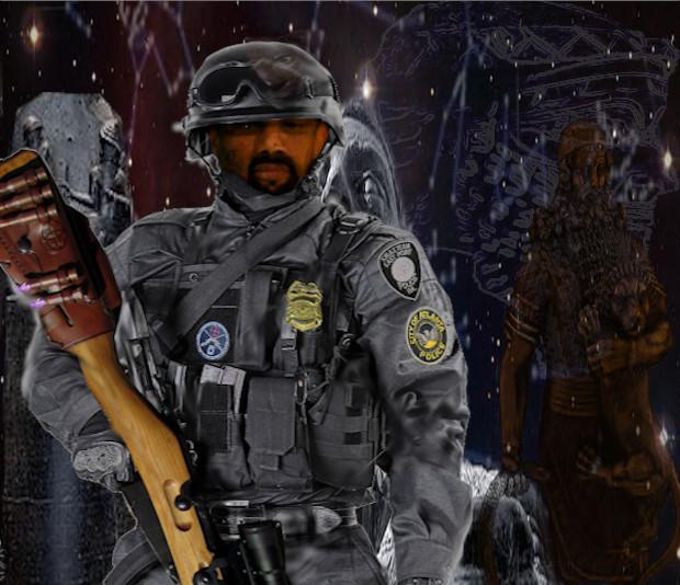Lieutenant Kamesh Gil