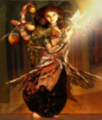 Lilith Dancing - The Chronicles of Enoch
