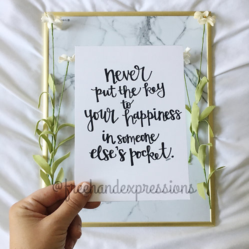 Key to Happiness (E11)