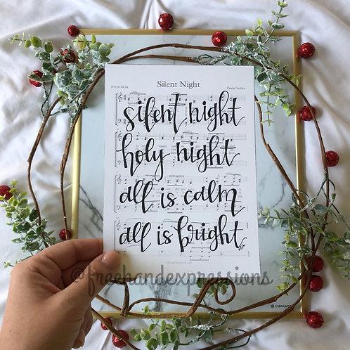Silent Night Lyrics