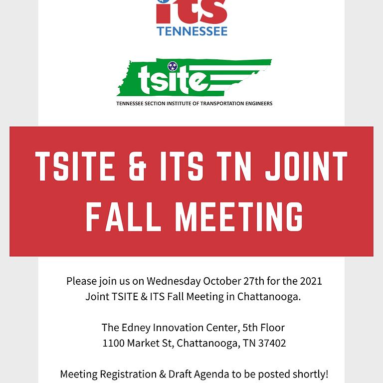 2021 TSITE & ITS TN Fall Meeting