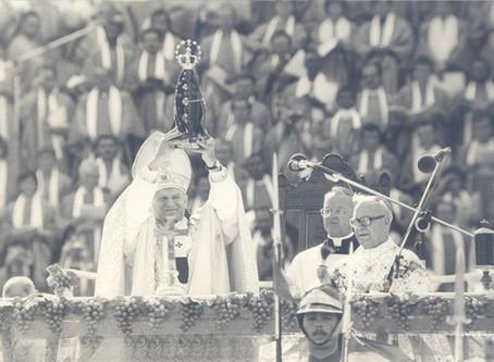 Basílica de Aparecida comemorou 40 anos de sagração