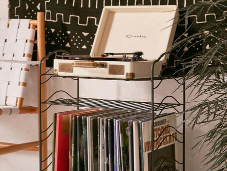 Organizando seus discos com estilo