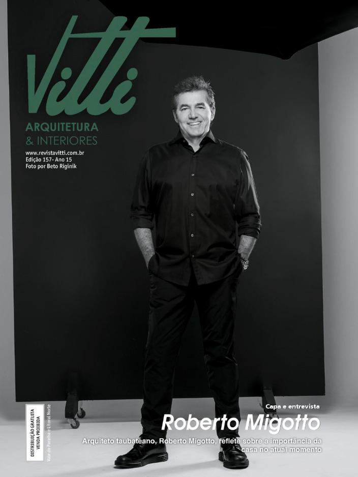 Revista Vitti 157  | ROBERTO MIGOTTO