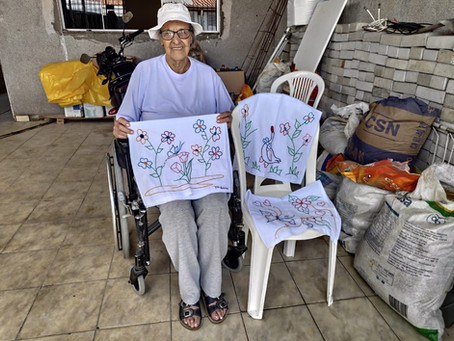 Casas do Idoso fazem mais de 9 mil atendimentos à distância em São José dos Campos