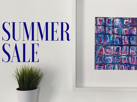 Art: Summer Sale