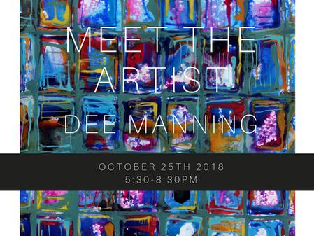 Event: Meet the artist