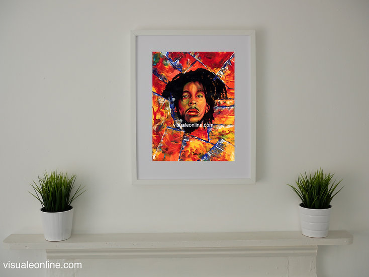 Bob Marley Fire