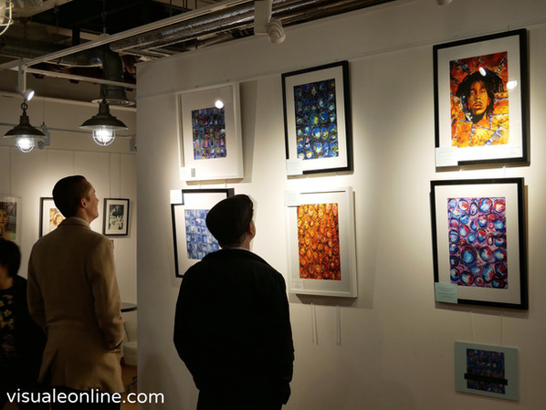 Dee Manning artist exhibition