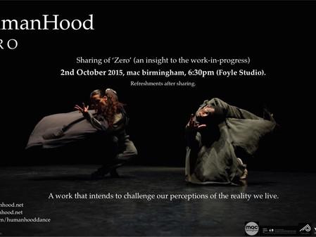Event: Humanhood 'ZERO'