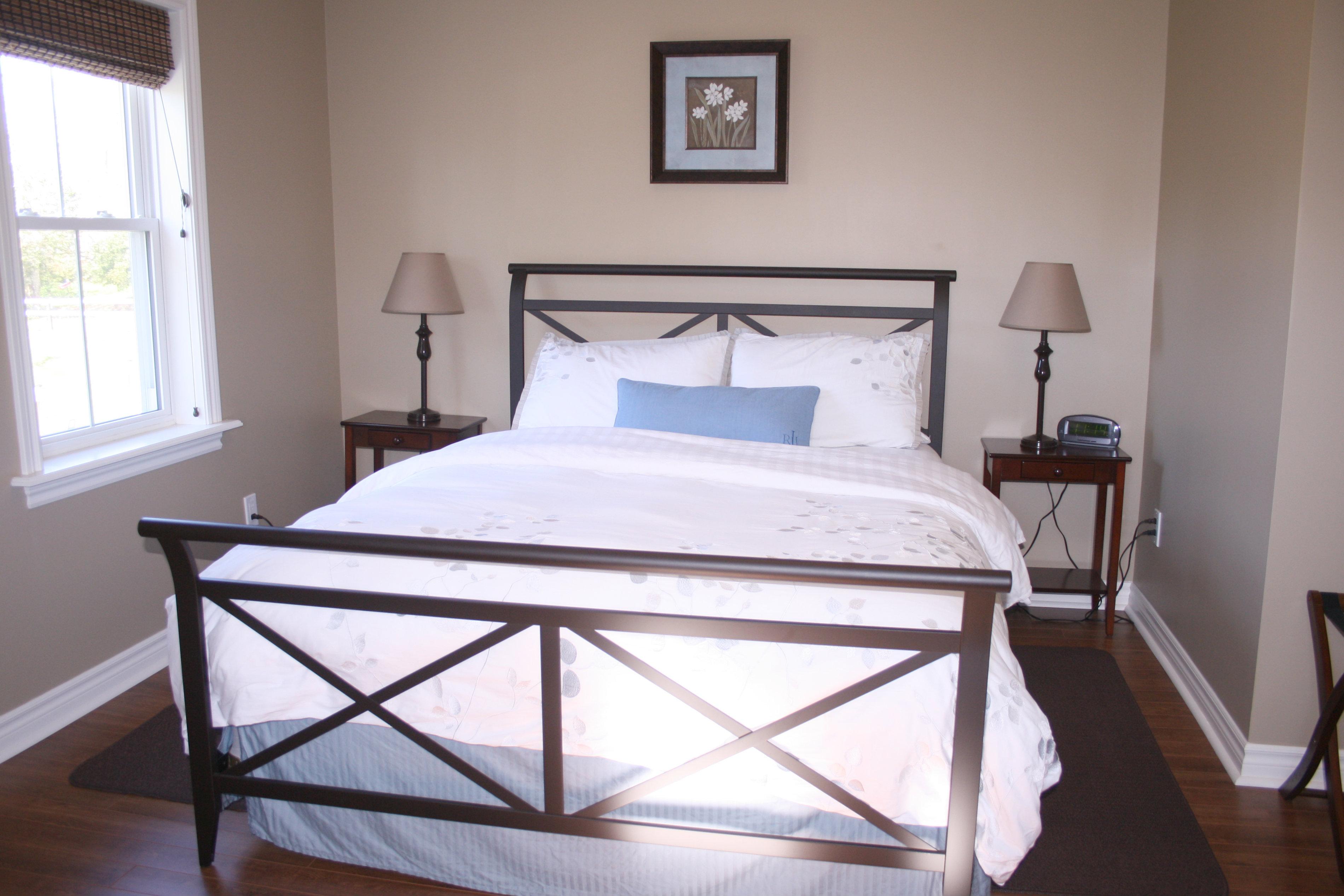 Hillside Bed