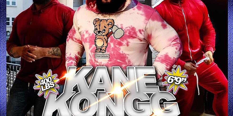 KANE KONGG POP UP AND MEET AND GREET