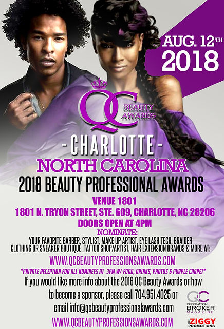 QC Beauty Professional Awards