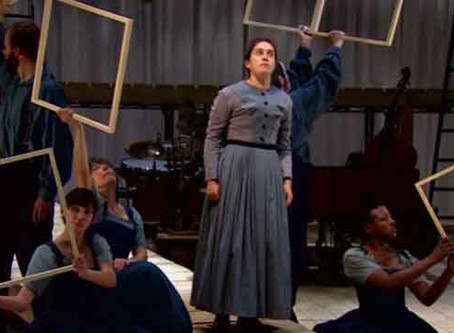 Nat Theatre Live (YouTube) review: Jane Eyre