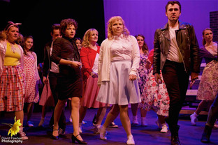 Hopelessly devoted to rock 'n' roll Grease
