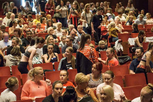 Belgrade search is on for budding panto stars
