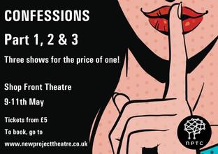 Public's true confessions become absorbing theatre