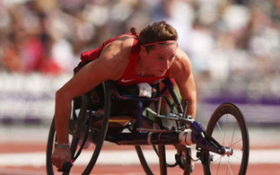 Uplifting tribute to super-powered Paralympic stars