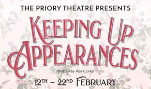Priory Theatre review: Keeping Up Appearances