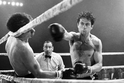De Niro is a knockout in boxing drama Raging Bull