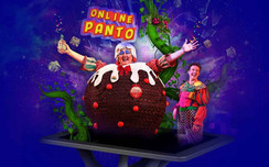 Belgrade's online panto will be a Christmas cracker