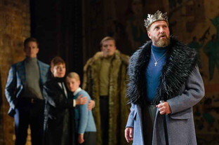 Swan Theatre review: King John
