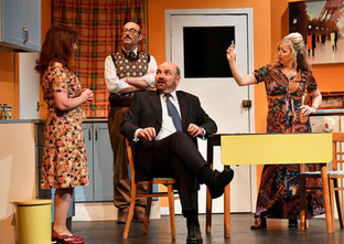 Rugby Theatre review: Absurd Person Singular