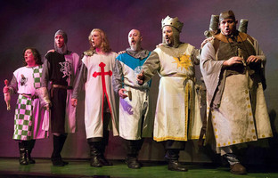Get ready to laughalot at Spamalot
