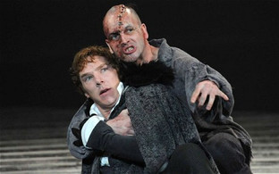 Nat Theatre Live (YouTube) review: Frankenstein