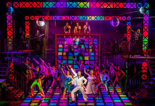 Belgrade Theatre review: Saturday Night Fever