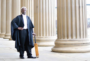 'Ordinary' lawyer makes for an extraordinary show